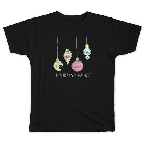 Holidays and Haunts Adult Tee