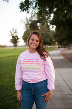 Load image into Gallery viewer, It's a Small World Adult Sweatshirt