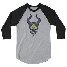 Load image into Gallery viewer, Hello Beastie Adult Baseball Tee