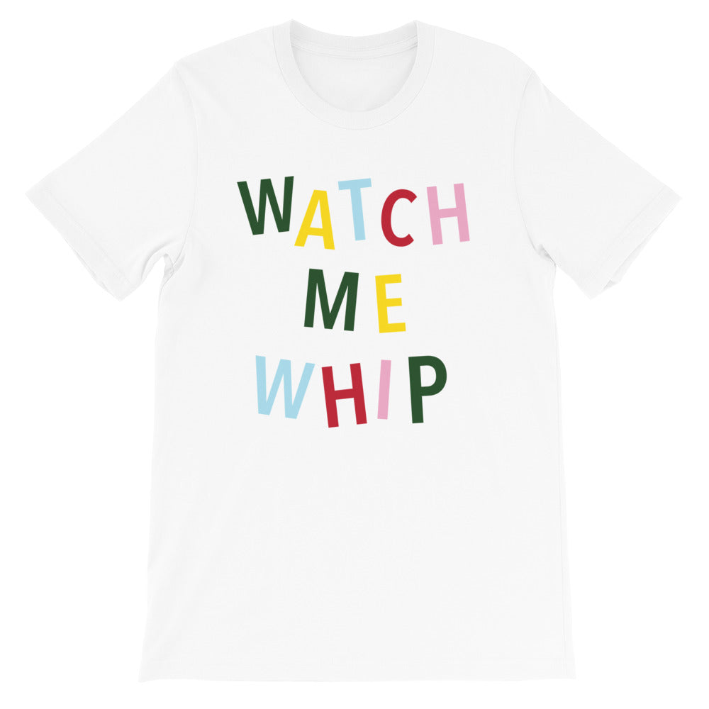 Watch Me (Dole) Whip Adult Tee