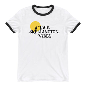 Jack Skellington Vibes Adult Tee