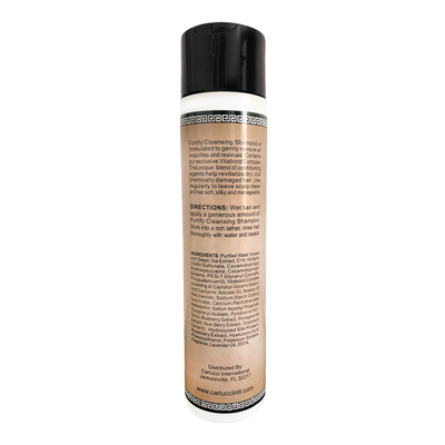 Fortify Cleansing Shampoo, 10 oz