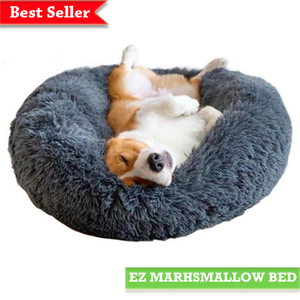 EZ-marshmallow-bed-for-dogs-ez-pet-life