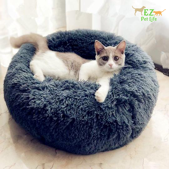 Marshmallow-Bed-For-Cat-Dog-EZ-Pet-Life