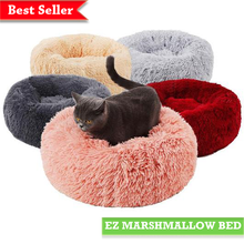 Load image into Gallery viewer, Marshmallow-Cat-Bed-ez-pet-life