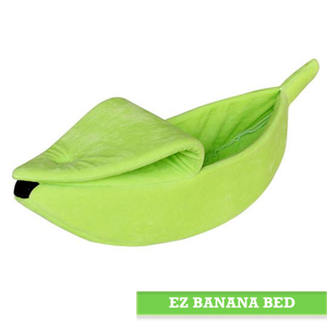 banana bed for pet cat dog