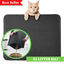Load image into Gallery viewer, best-cat-litter-mat-ez-pet-life