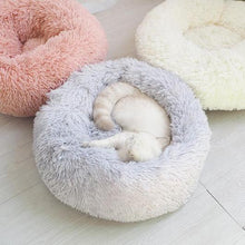Load image into Gallery viewer, cat-marshmallow-bed-comfy-pet-bed