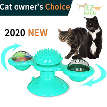 Load image into Gallery viewer, cat-spinner-toy-for-cat-ez-pet-life