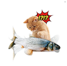 Load image into Gallery viewer, dancing-fish-toy-for-cats-ez-pet-life