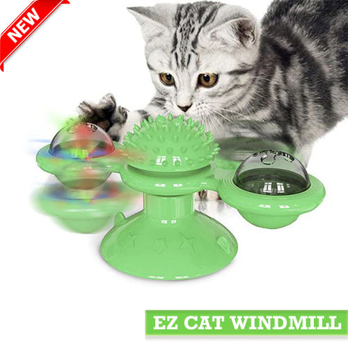 windmill-toy-for-cat-green-ez-pet-life
