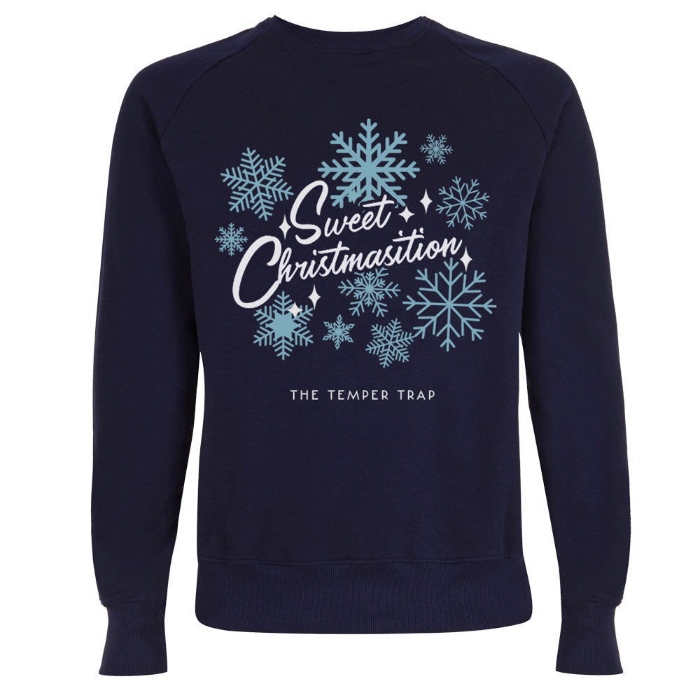 'Sweet Christmasition' Limited Edition Christmas Sweater