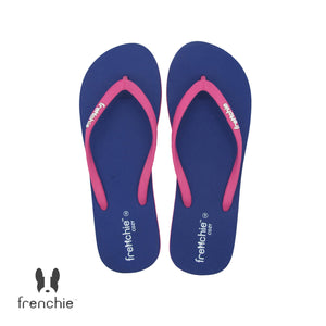 COZY WOMAN NAVY BLUE / PINK / PINK SCW01