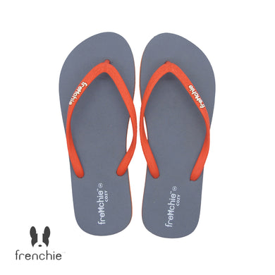 COZY WOMAN GREY / ORANGE / ORANGE SCW03