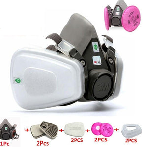NDO™  9 In1 6200 Mask Respirator