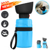 lesotc Pet Water Bottle for Dogs, Dog Water Bottle Foldable, Dog Travel Water Bottle, Dog Water Dispenser, Lightweight & Convenient for Travel BPA Free