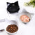 Lesotc Cat Food Bowls & Water Bowls Set of 3