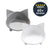LESOTC Cat Bowls, Cat Food Dishes, Pet Bowls