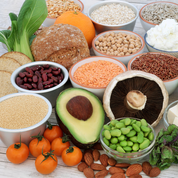 fruit and vegetables are great source of dietary fiber