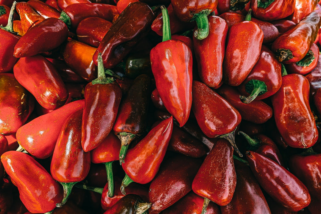 Spicy foods can cause heartburn or acid reflux