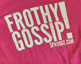 Sprudge 2010 Frothy Gossip T-Shirt