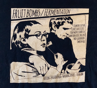 Fruit Bombs & Fermentation Promotional T-Shirt