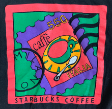 Load image into Gallery viewer, 1993 Starbucks Caffé Italia Tee