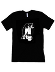 Black AeroPress Cat Tee