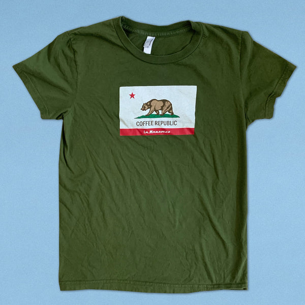 "La Marzocco ""Coffee Republic"" Tee"