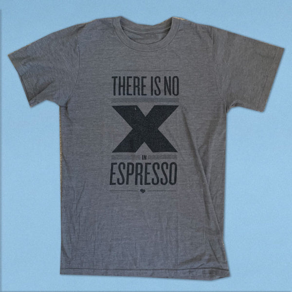 There Is No X In Espresso (2011)
