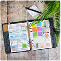 Botanical - Food Diary Organiser P3