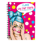 Food Diary - Cover 10 - Calorie