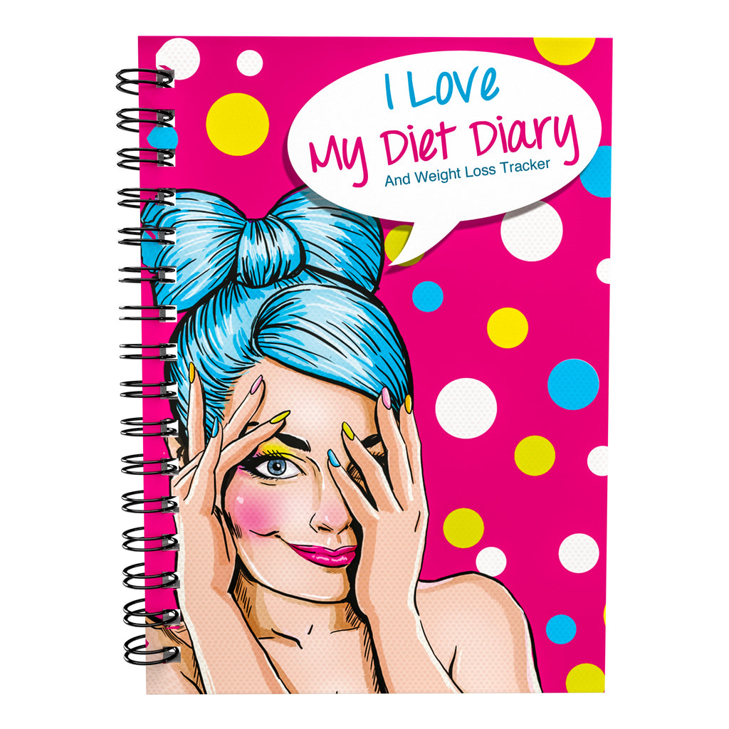 Food Diary - Cover 10 - WW