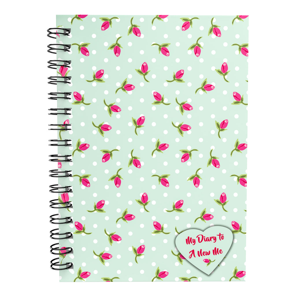 Food Diary - Cover 8 - WW
