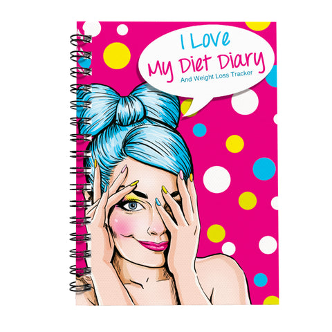 Food Diary - Cover 10 - SW