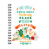Food Diary - Cover 19 - HDE