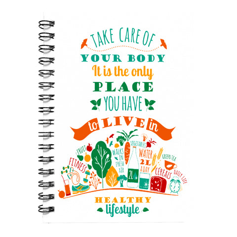 Food Diary - Cover 19 - Calorie