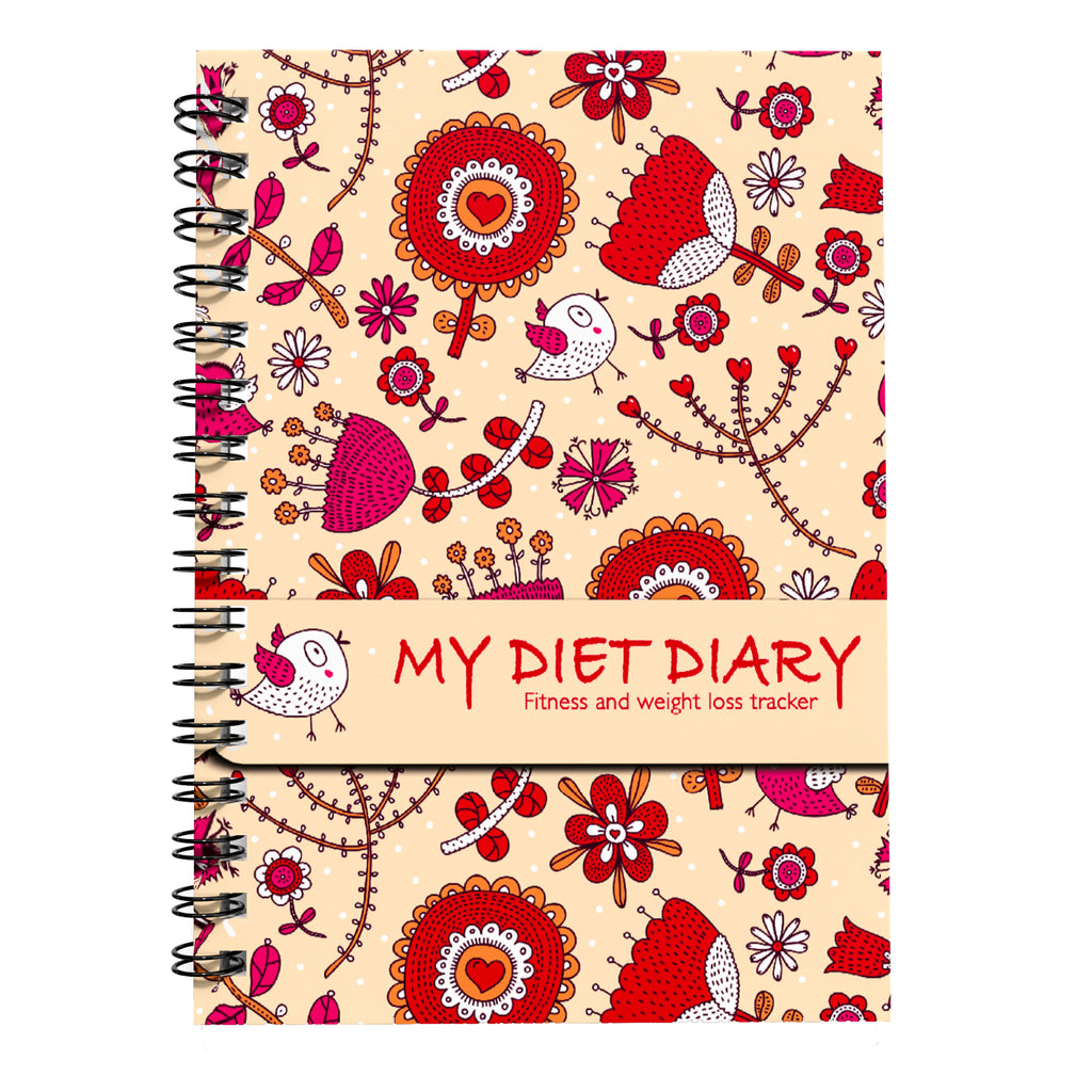 Food Diary - Cover 1 - HDE