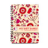 Food Diary - Cover 1 - SW