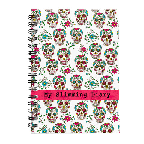Food Diary - Cover 25 - SW