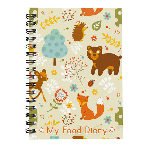 Food Diary - Cover 35 - WW