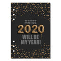 Organiser Dashboard - Cover 2020 Black