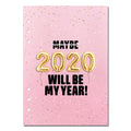 Organiser Dashboard - Cover 2020 Pink