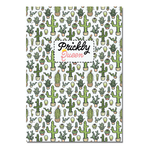 Organiser Dashboard - Cover Cactus