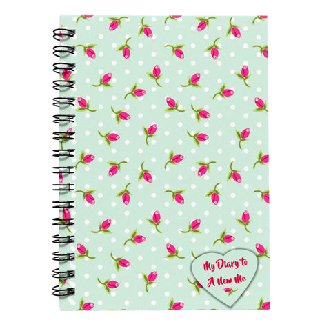 Food Diary - Cover 8 - HDE