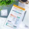 DL 2-in-1 Shopping List / Meal Planner