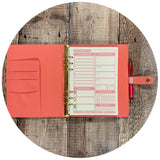Inserts - Pink Blush Today Planner Pack