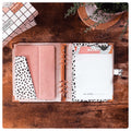 Pink Geometric Organiser - P3 Stationery Bundle