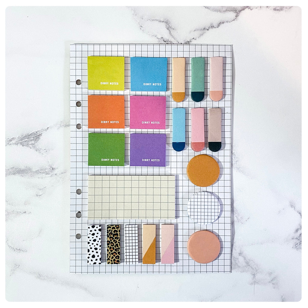 Sassy Sticky Notes - Planning Insert - Set 2