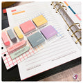 Mini Sticky Notes - Organiser Insert